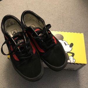 Disney x Vans Mickey Mouse Old School W7.5/M6